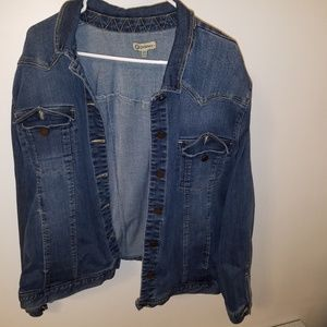 Democracy Jean Jacket 2XL New